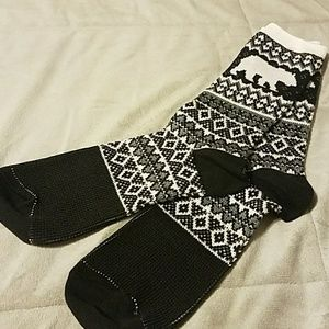 Accessories - Warming crew socks